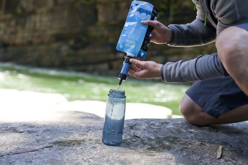 Le Camping,... LifeStraw Personal Filtre d'Eau personnelle pour la Randonnée