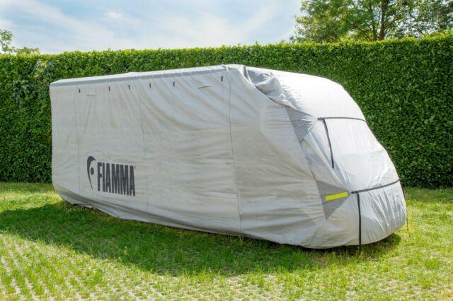 bâche de camping car