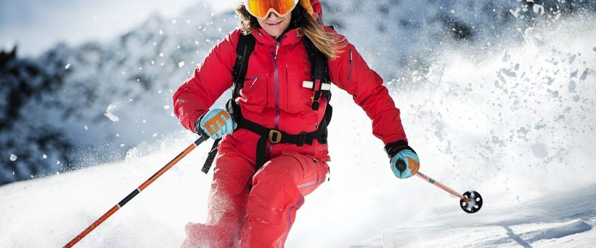 Meilleur pantalon de ski femme