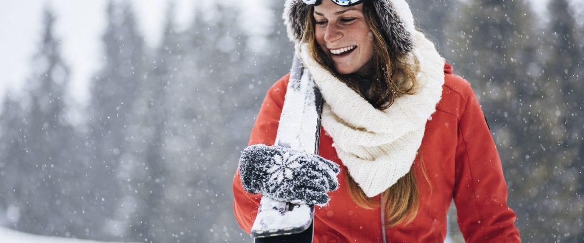 Meilleure veste de ski femme