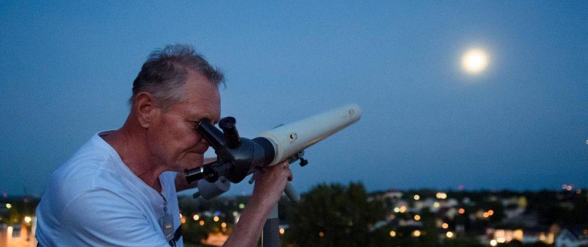 Lunette Astronomique