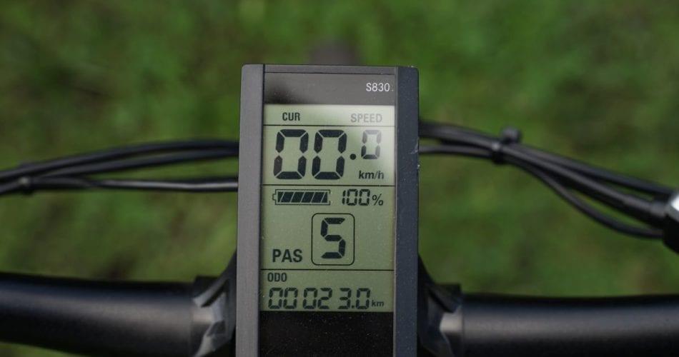 Compteur Vélo Electrique